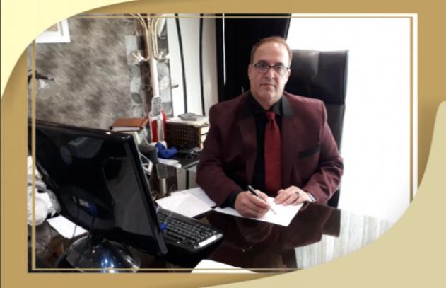 مدیرعامل شرکت دلیل هوش کمپانی امارات